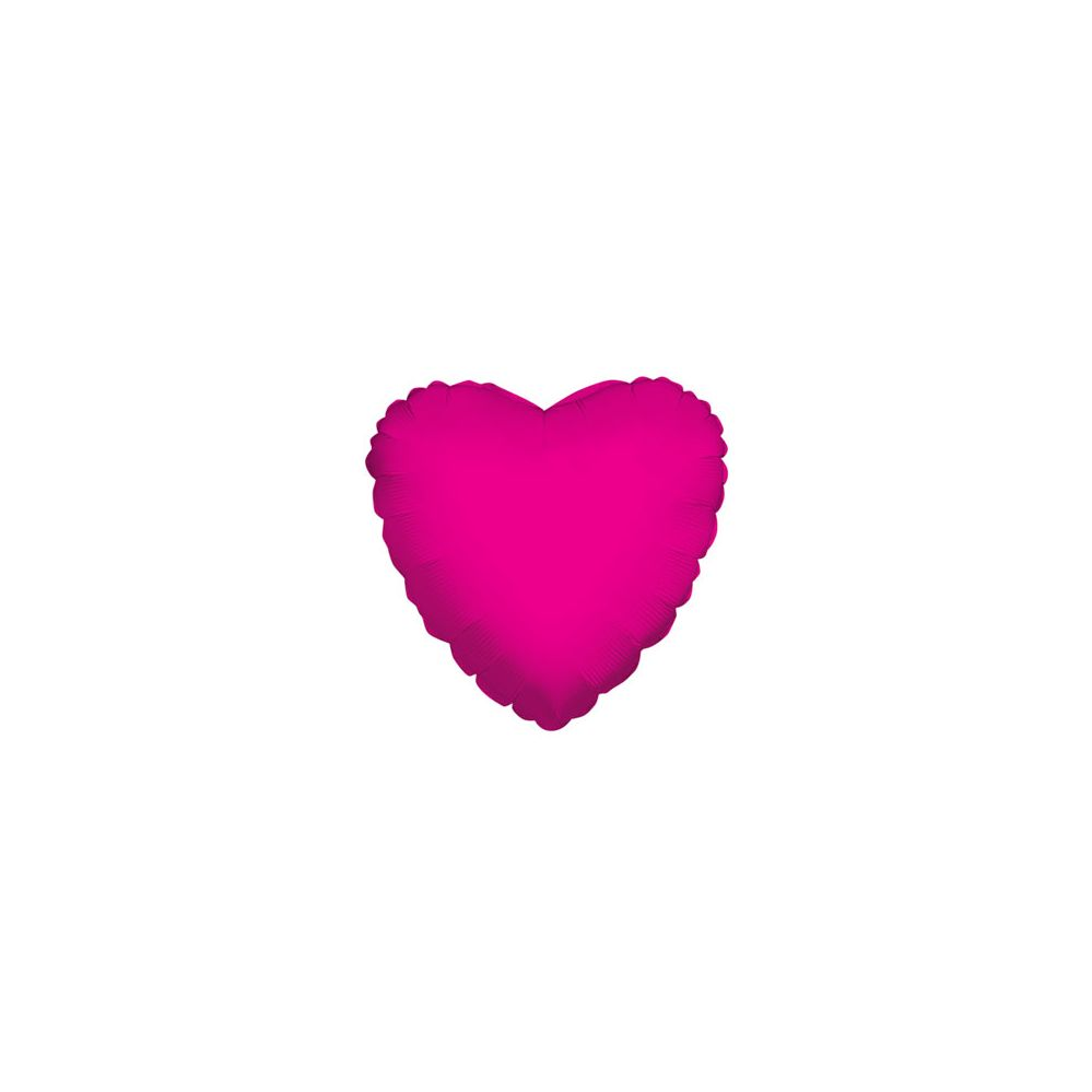 100 Units of CV 18 DS Heart Hot Pink