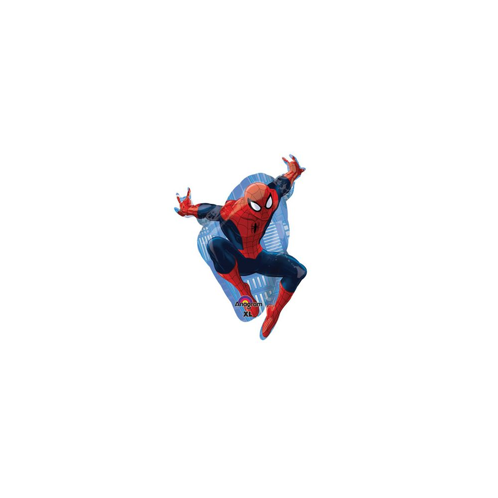 100 Units of AG 29 Pkg JS Spider-Man Shape