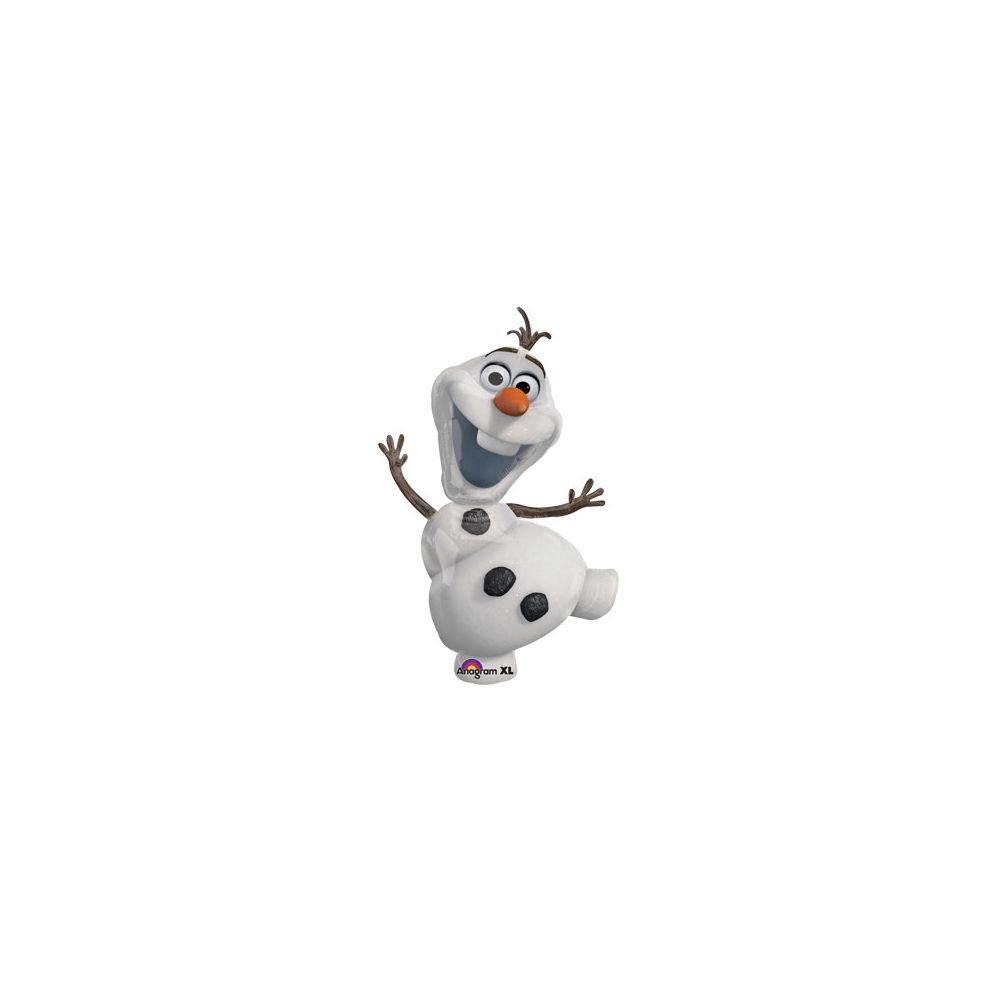 100 Units of AG 41 Pkg JS Disney Frozen Olaf - Balloons/Balloon Holder