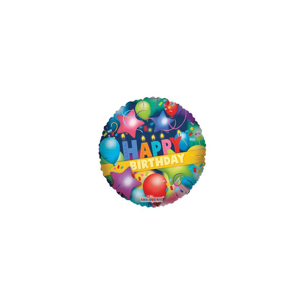 100 Units of CV 36 Pkg JS H B-Day Party - Balloons/Balloon Holder