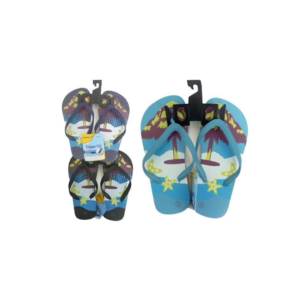 adff8621d 72 Units of Boys Assorted Print Flip Flop - Boys Flip Flops & Sandals - at  - alltimetrading.com
