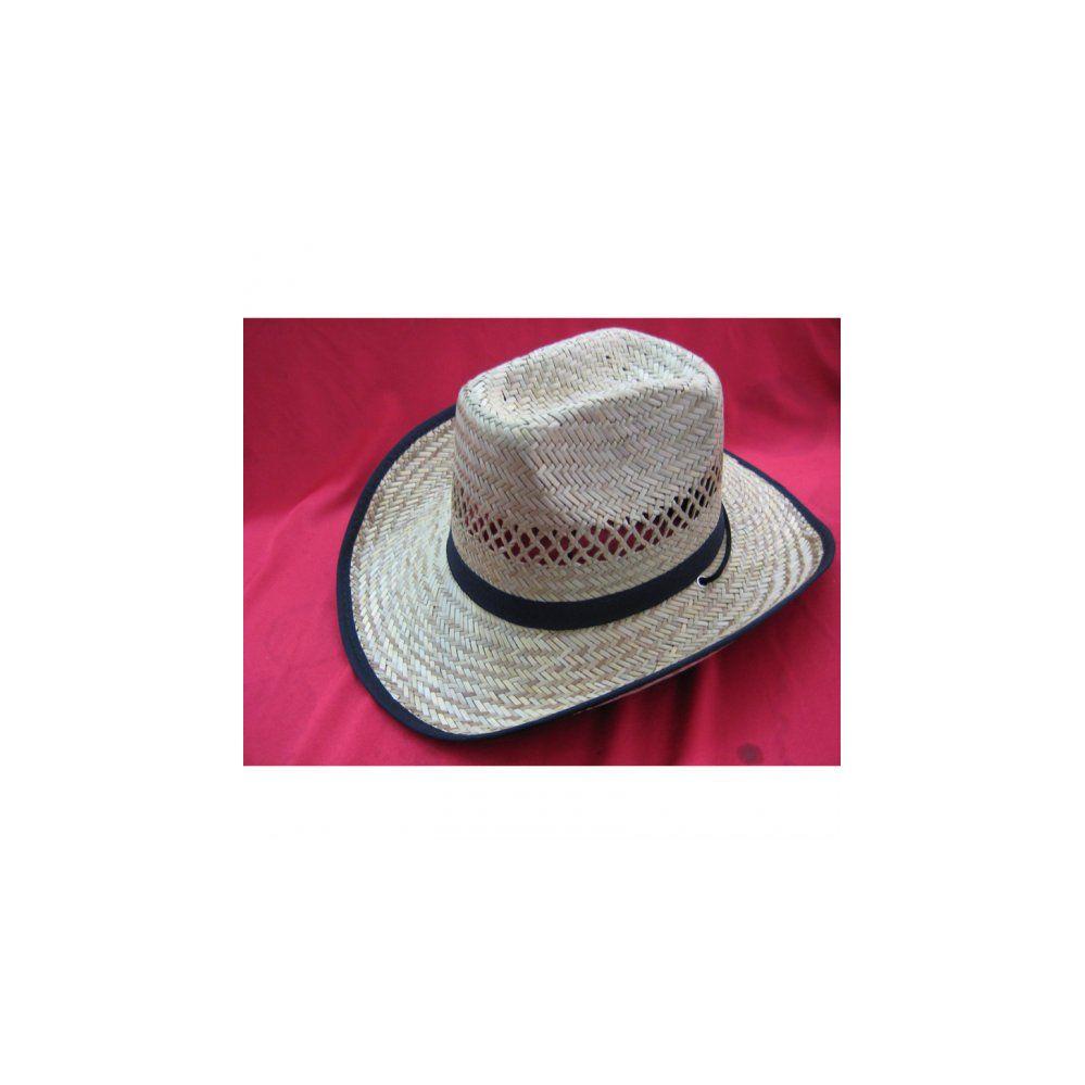 6ce7a17d8d62c 48 Units of Men s Straw Cowboy Hat - Cowboy   Boonie Hat - at -  alltimetrading.com