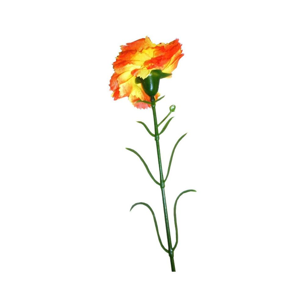"""100 Units of 21"""" Carnations Flower - Artificial Flowers"""