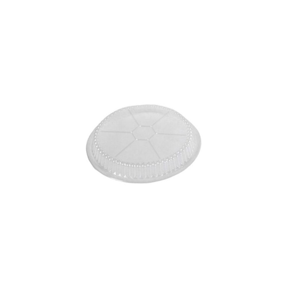 "1000 Units of 7"" Round Dome Lids"