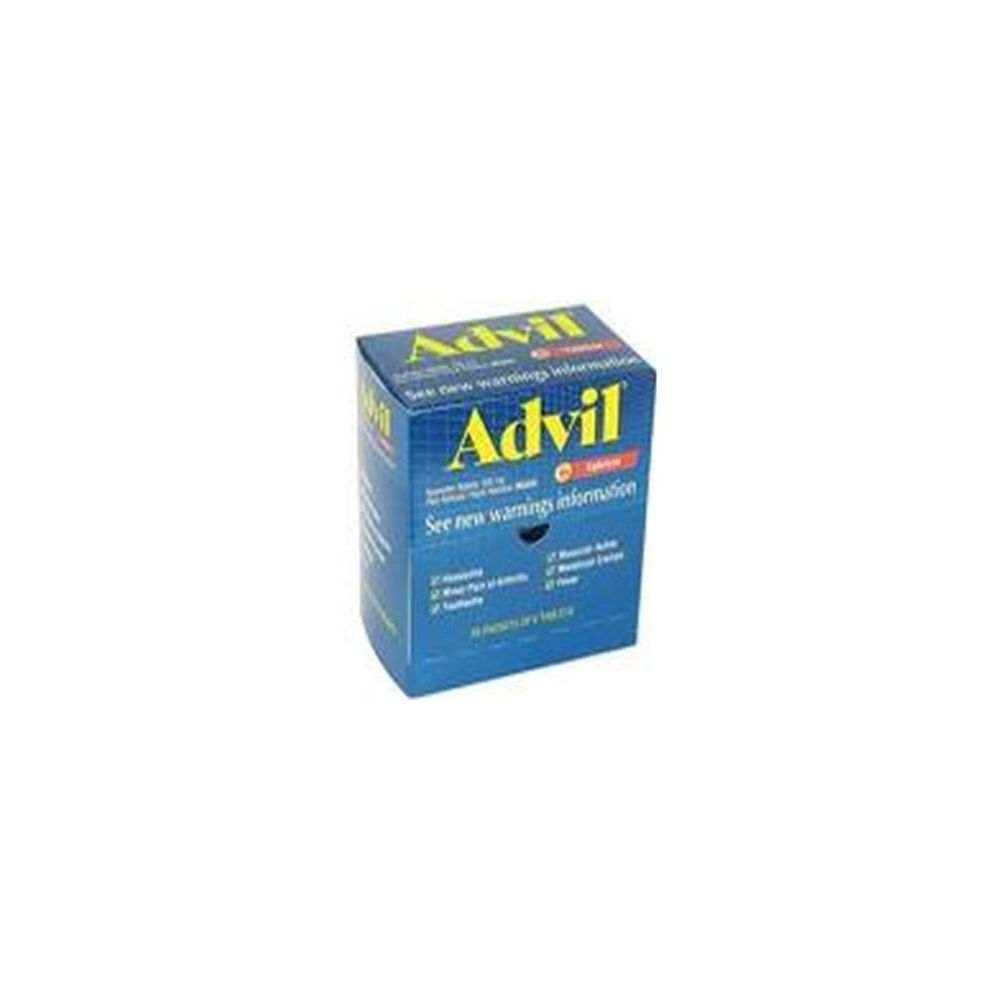100 Units of Advil 2 Tablet - Health / Beauty