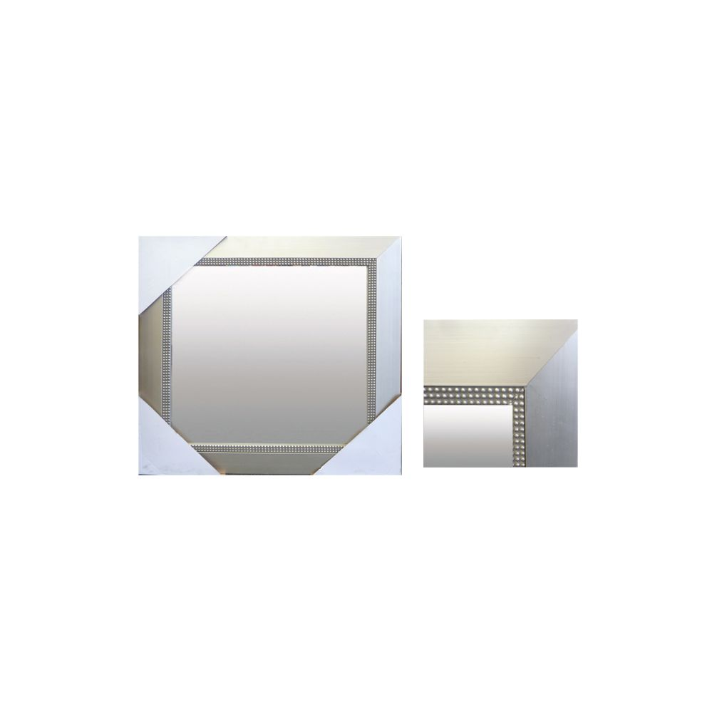 "4 Units of Mirror Beveled 24x24"" - Mirrors"