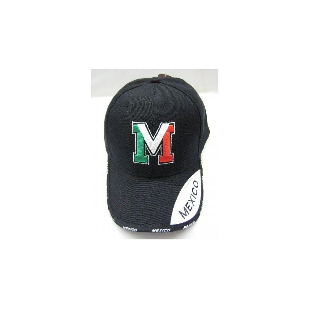 24 Units Of Mexico Ball Cap Baseball Caps Snap Backs At