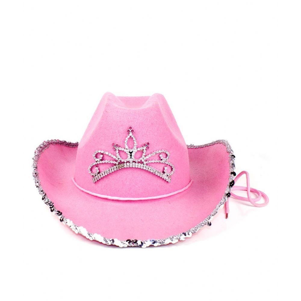 d302df2e3d6 48 Units of Rhinestone Cowgirl Hat - Costumes   Accessories - at -  alltimetrading.com