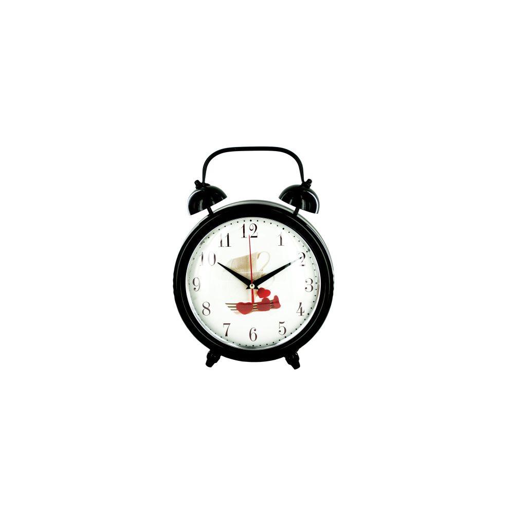 6 Units Of Decorative Metal Desk Clock Clocks