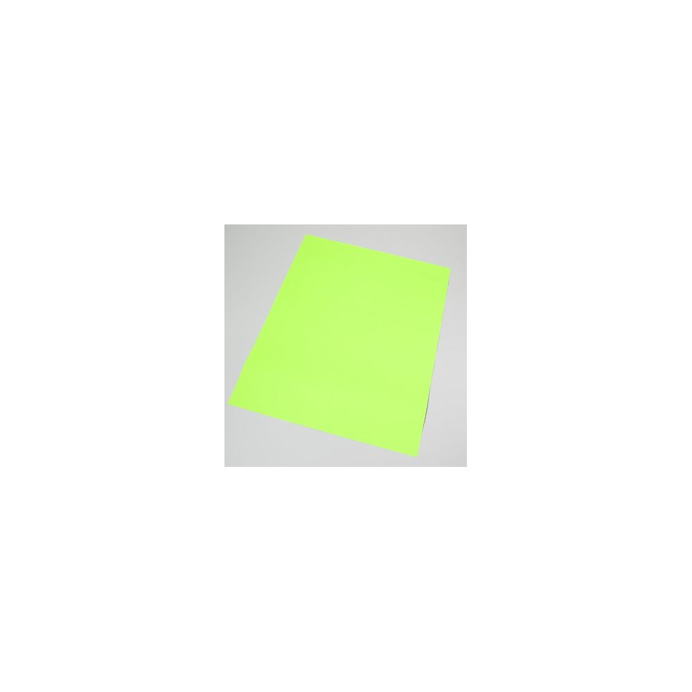 100 Units of Poster Board Flourescent Green Board 22 X 28