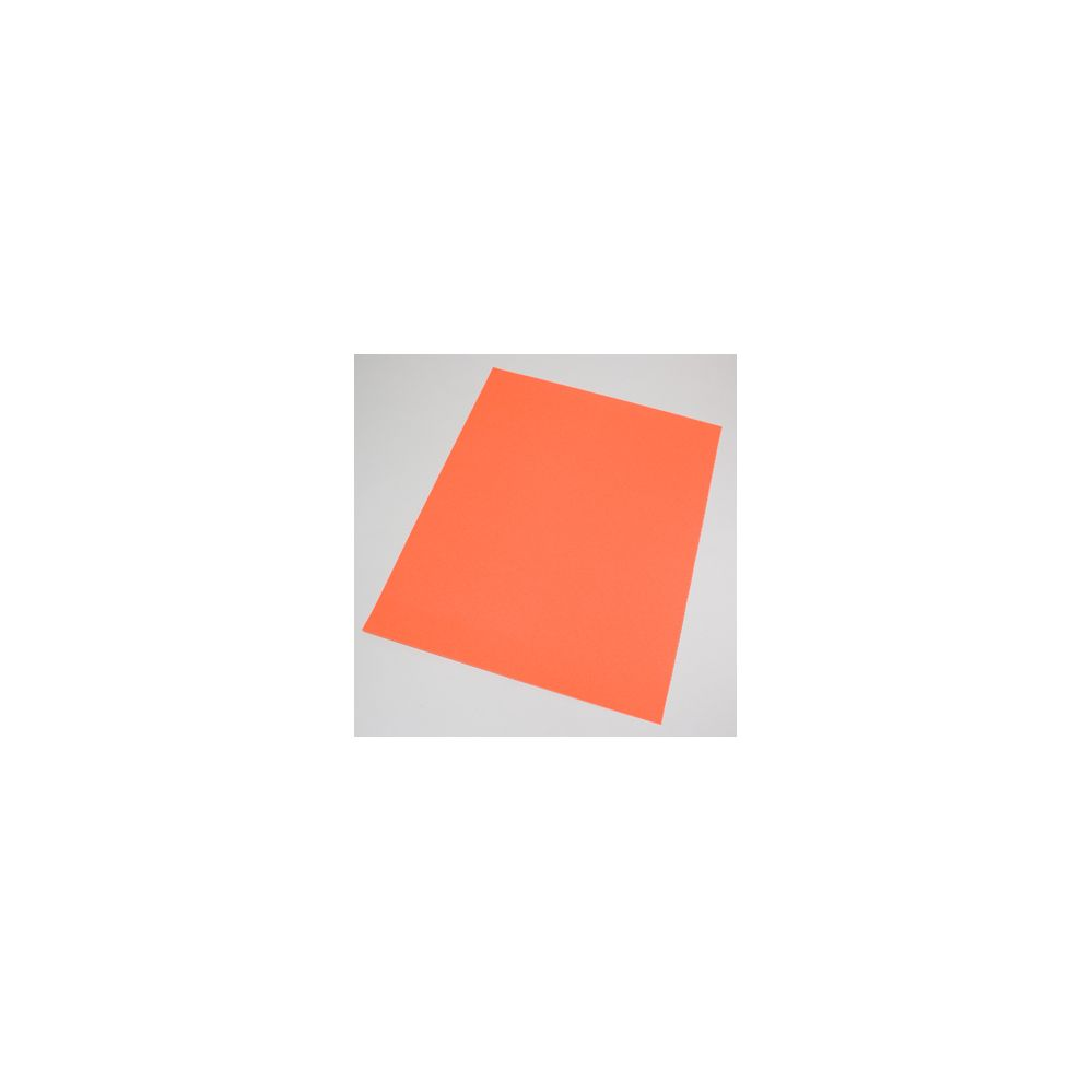 100 Units of Poster Board Flourescent Red 22 X 28