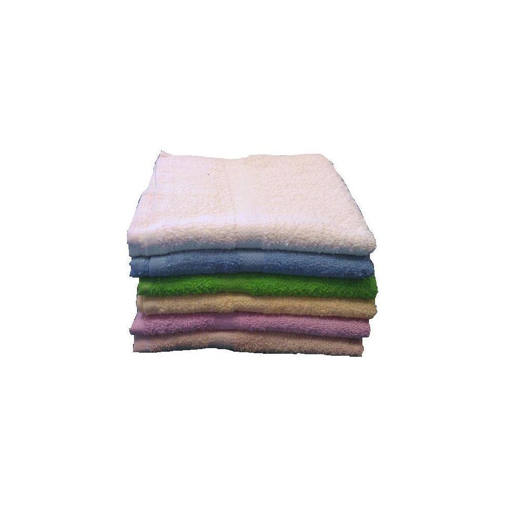 22x44 Towels: 72 Units Of 22x44 Solid Terry Bath Towel 6 Lb Assts