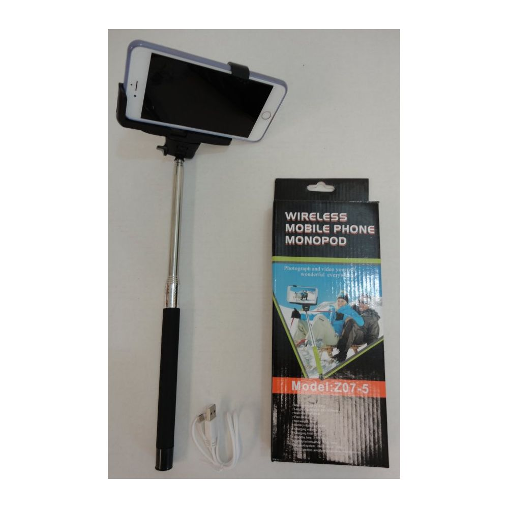 10 Units of Selfie Stick [Wireless]