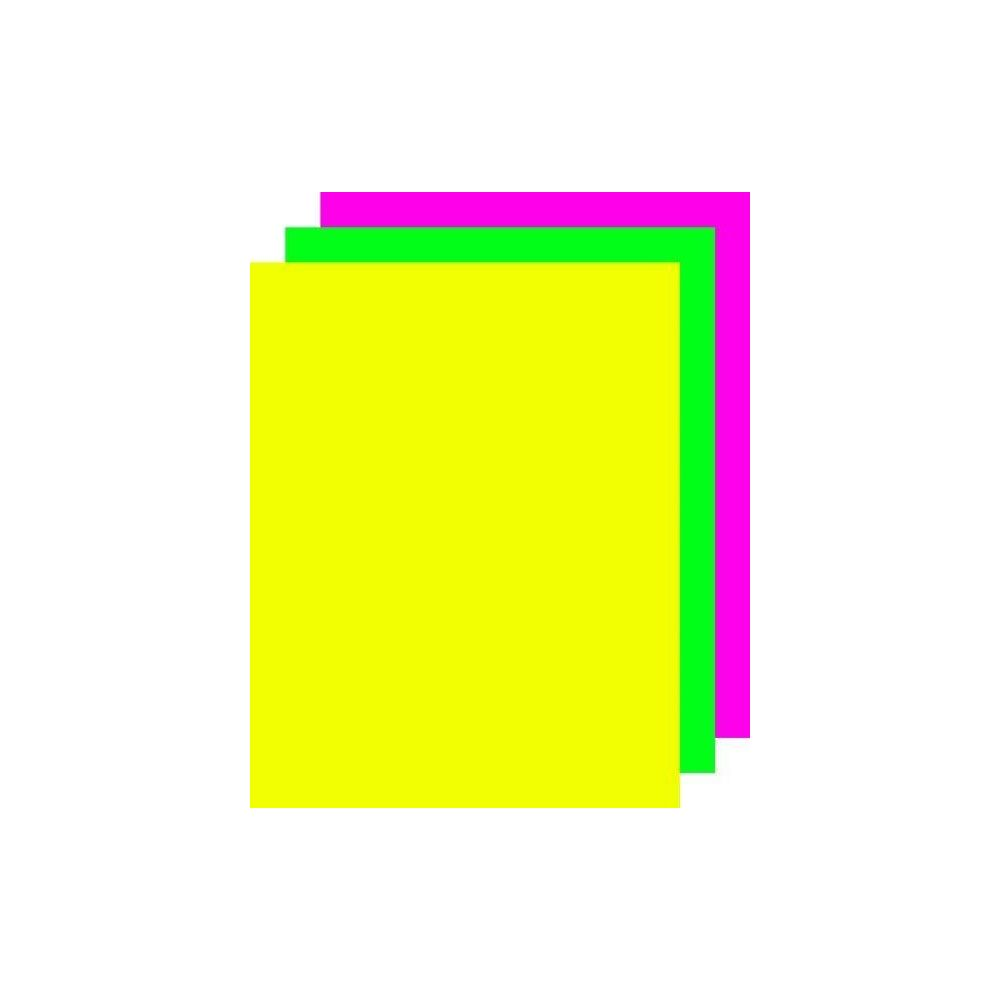 """100 Units of 22x28"""" Poster Board (Mix Color)"""