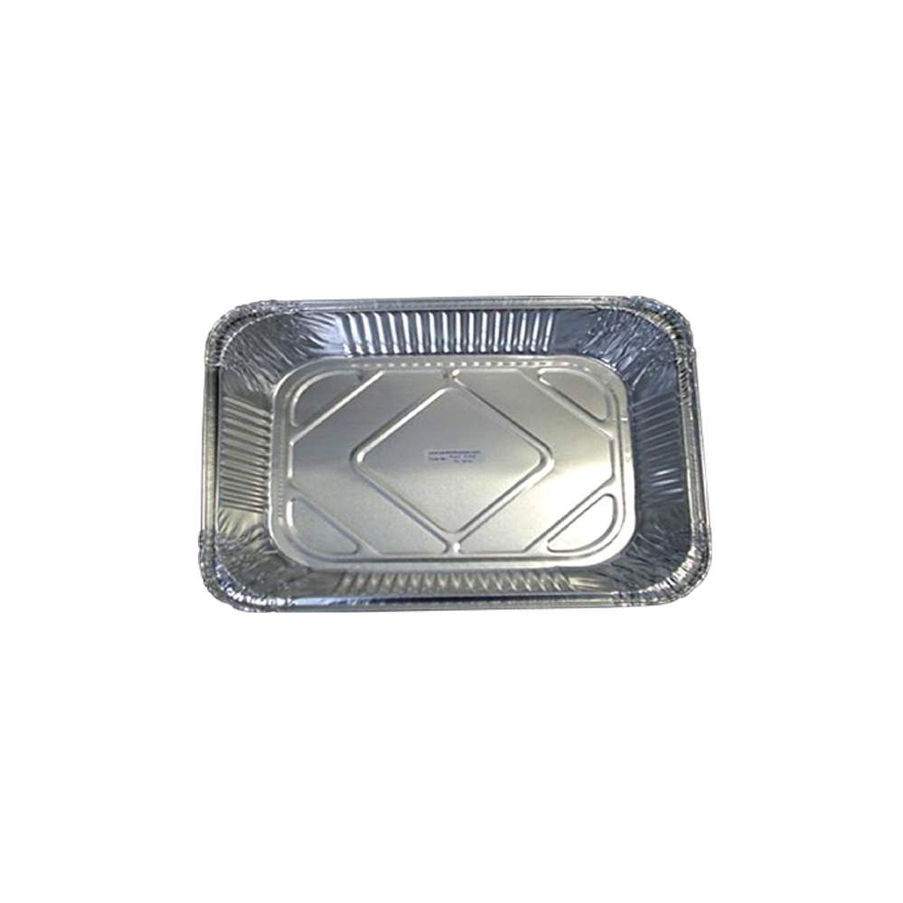 100 Units of Aluminum Pan 1/2 size - Kitchen Trays
