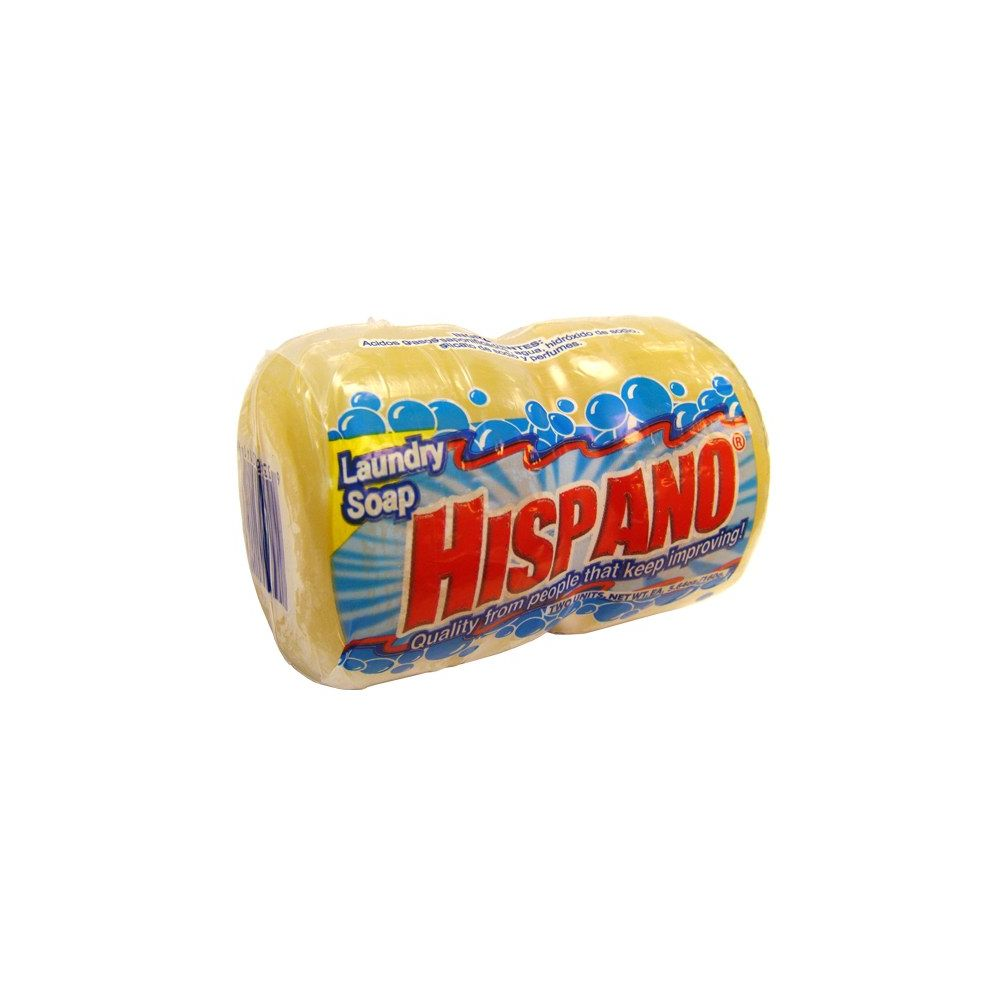 50 Units of Hispano Soap Round 2PK