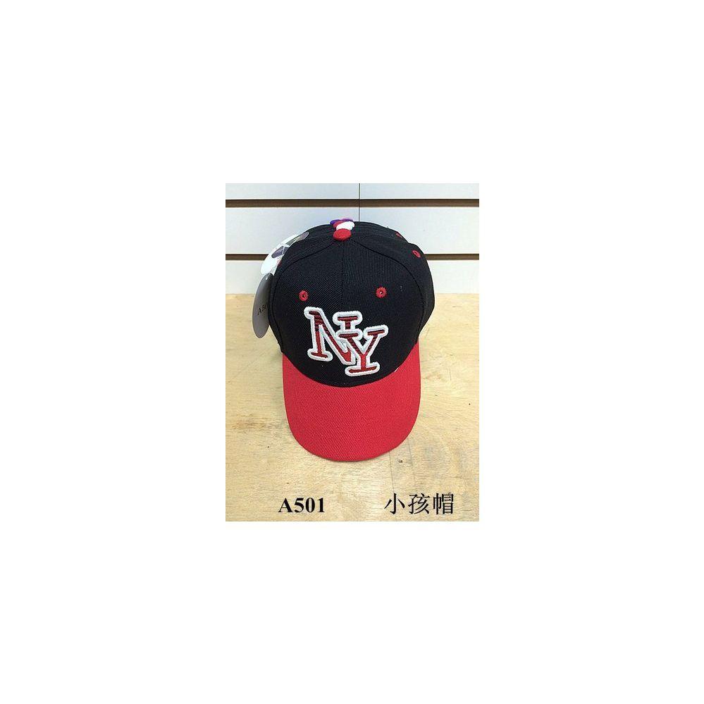 144 Units of NY Baseball Cap  Hat assorted colors (Kids Size) - Kids Baseball  Caps - at - alltimetrading.com 65c86650f26