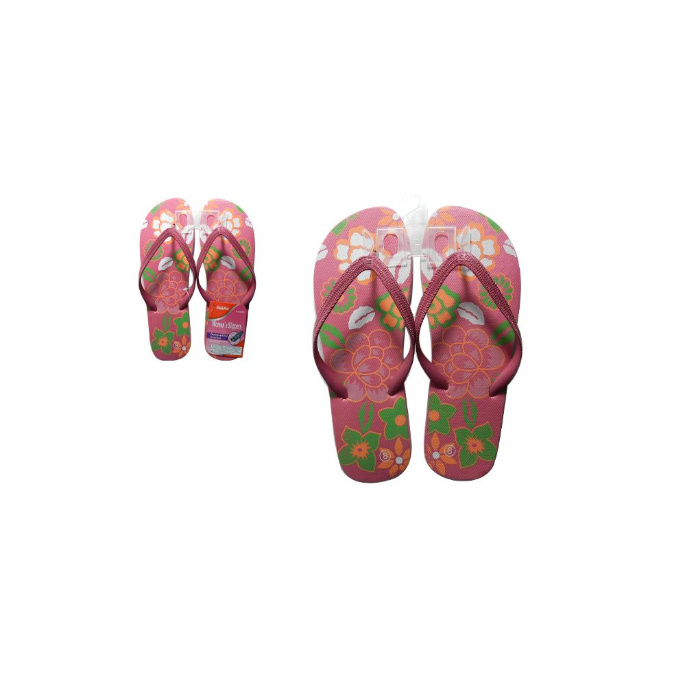 72 Units of Slipper Women Flip 5-10