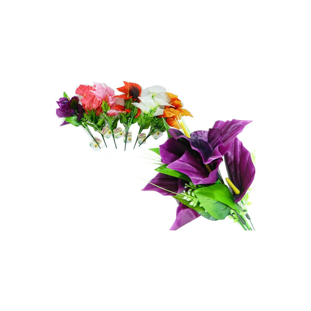 144 units of calla lily flower bouquet 7 head artificial flowers 144 units of calla lily flower bouquet 7 head artificial flowers izmirmasajfo