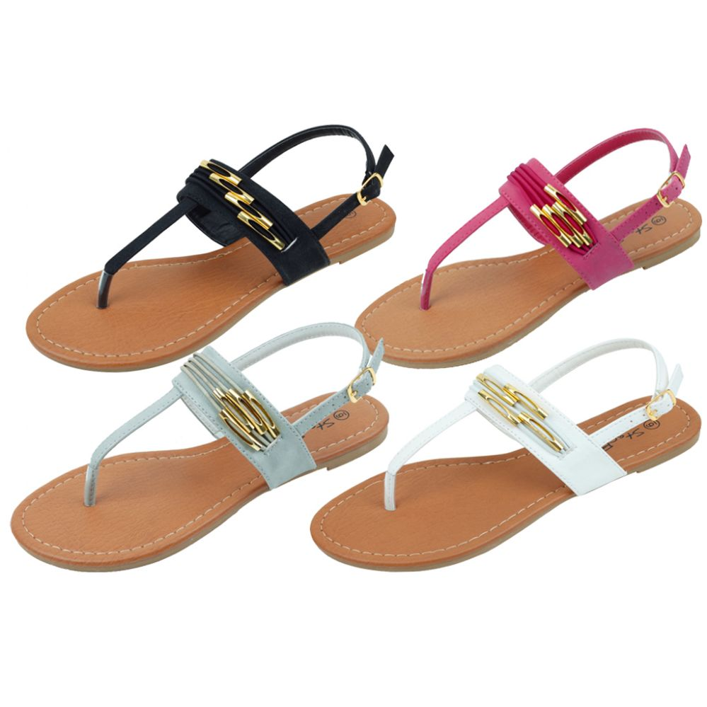 36 Units of Ladies' Fashion Sandals