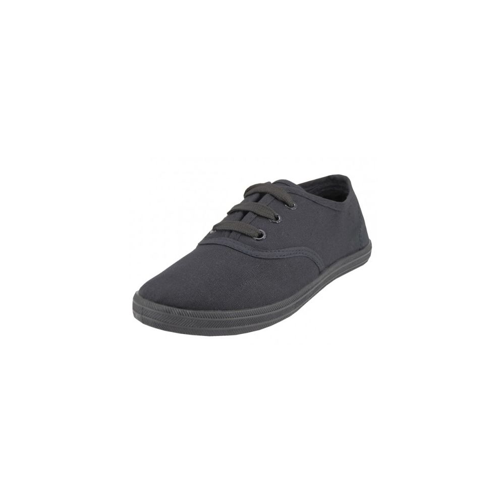 Lace Up Casual Canvas Shoes
