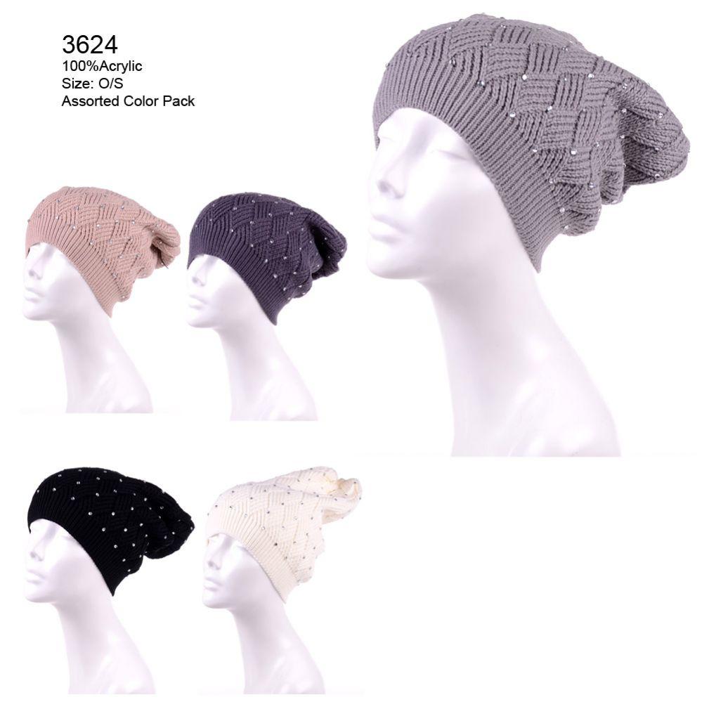 31b53920a1f967 24 Units of Womans Fashion Winter Hat - Fashion Winter Hats - at -  alltimetrading.com