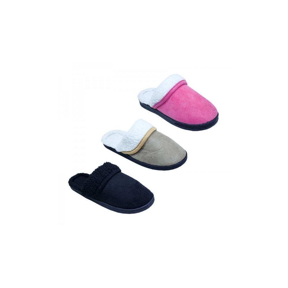 36 Units of Women's Winter Slippers