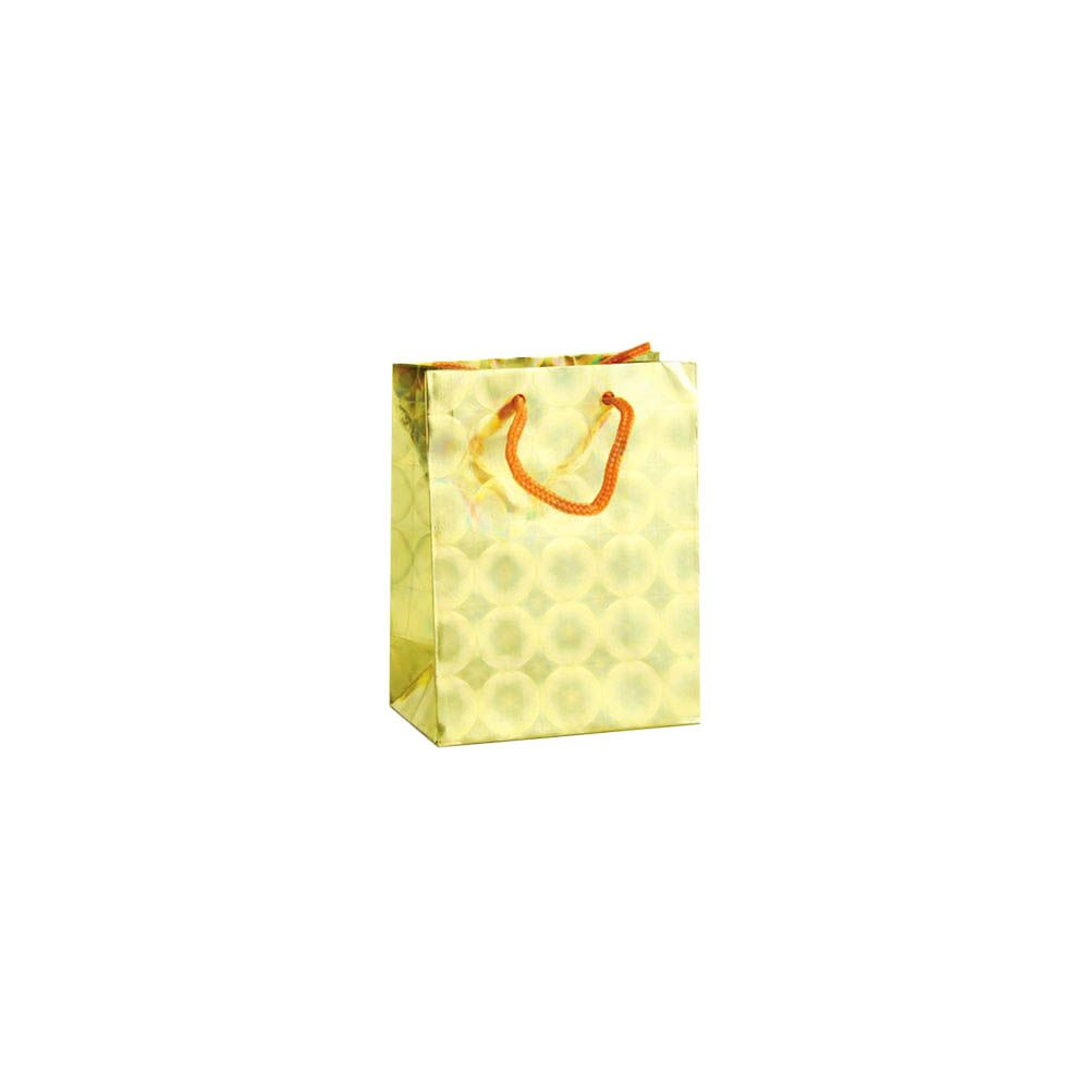 144 Units of Medium Holographic Gift bag