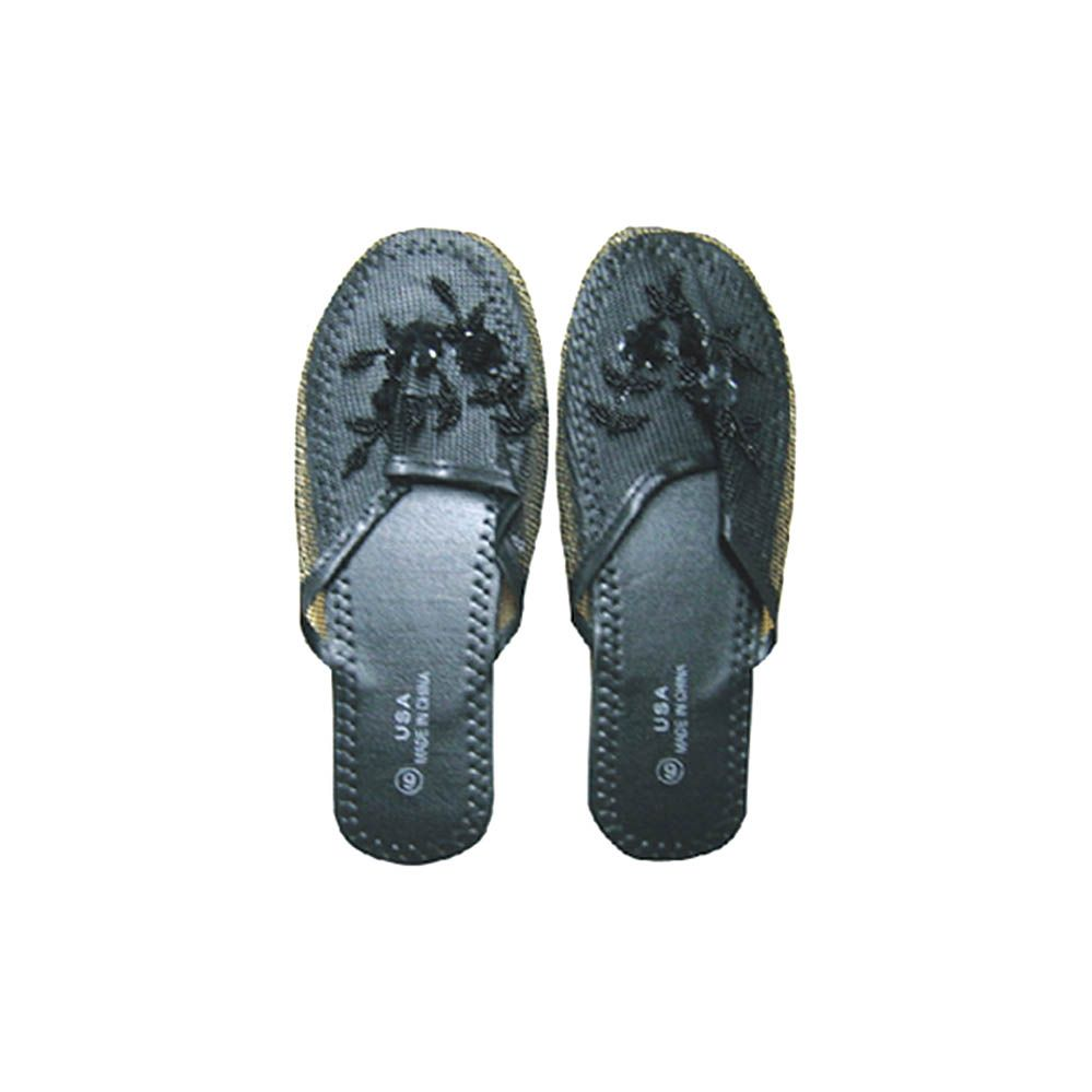 faf856e79 72 Units of Women s Chinese slippers (Black Color Only) - Women s Flip Flops  - at - alltimetrading.com