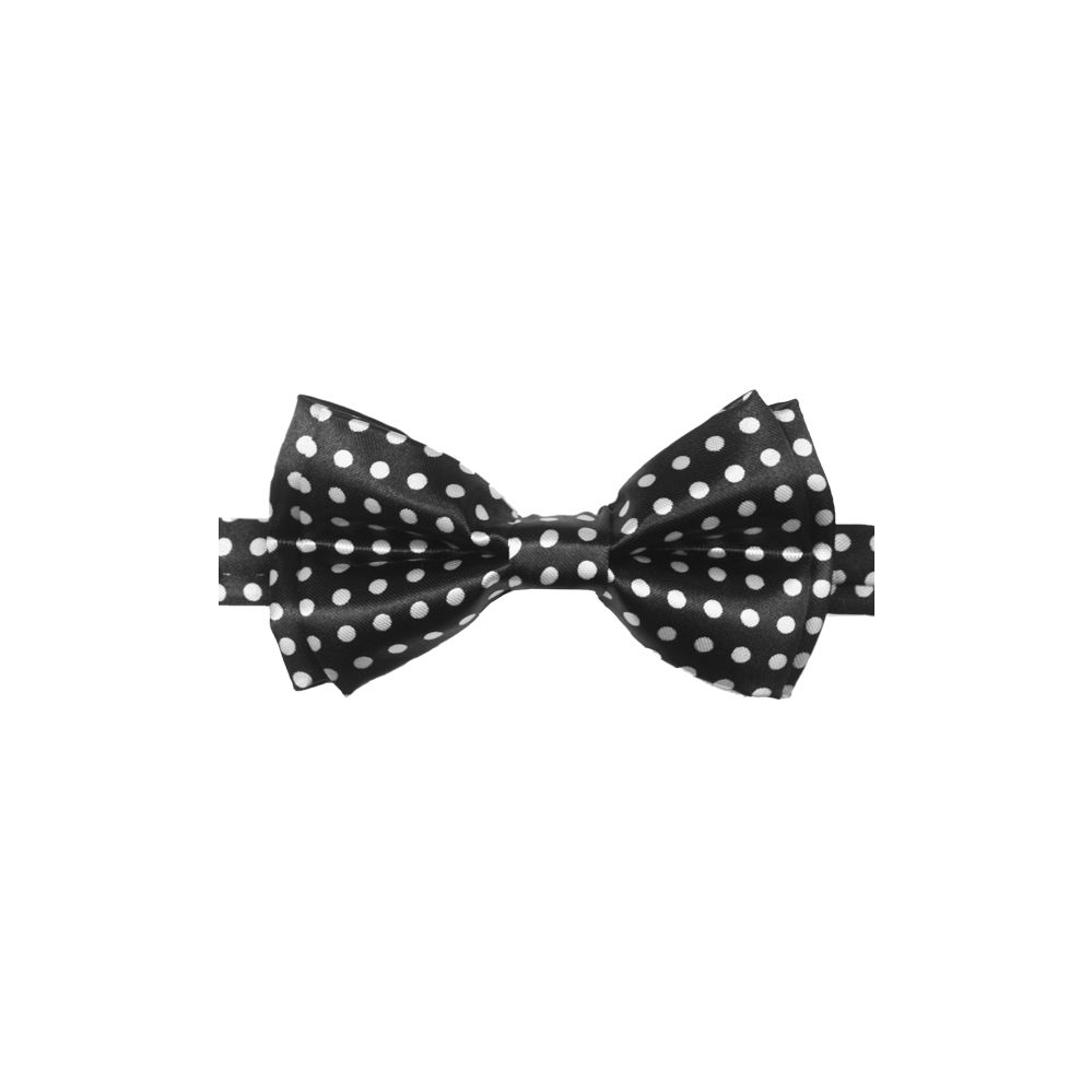 72 Units of Kid's polka dot bow tie 517 - Neckties