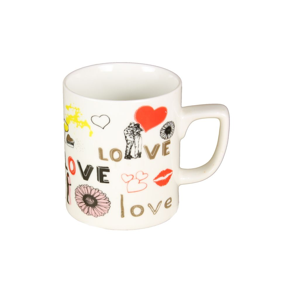 72 Units Of Love Style Coffee Mug At