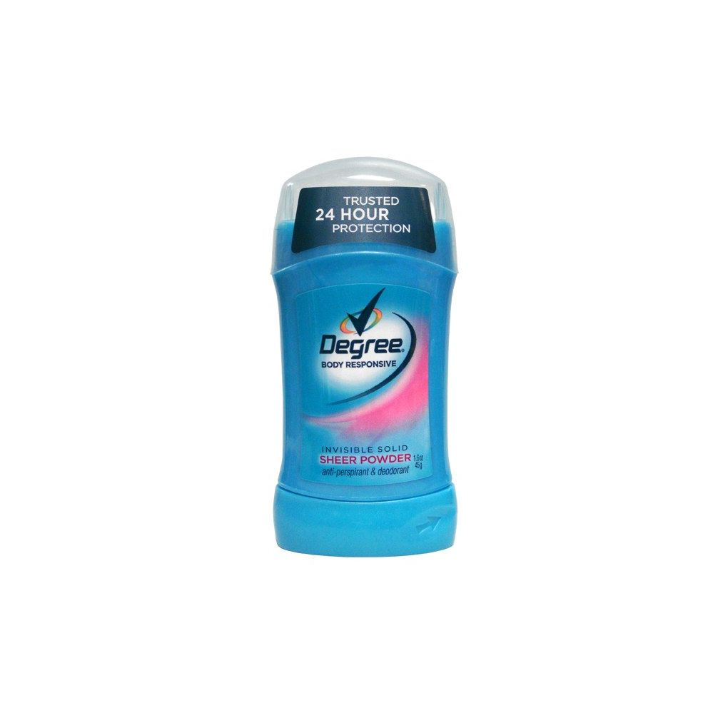 36 Units of Degree Solid 1.6oz Shower Clean - Body Deodorant