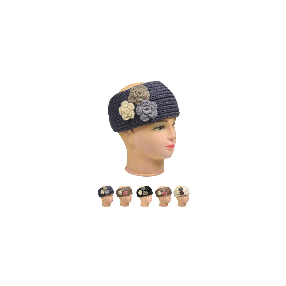 36 Units of WOMAN WINTER HAT 005