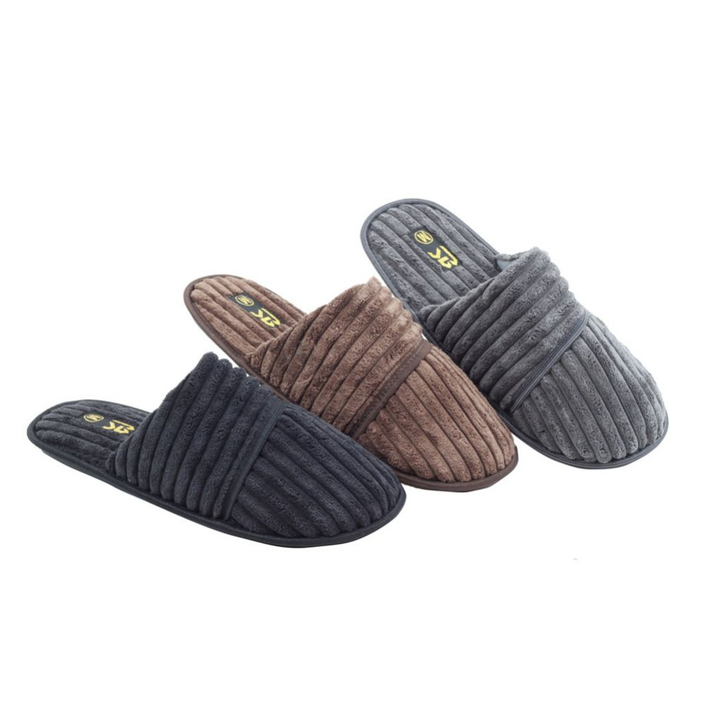 36 Units of Men's Indoor Slippers