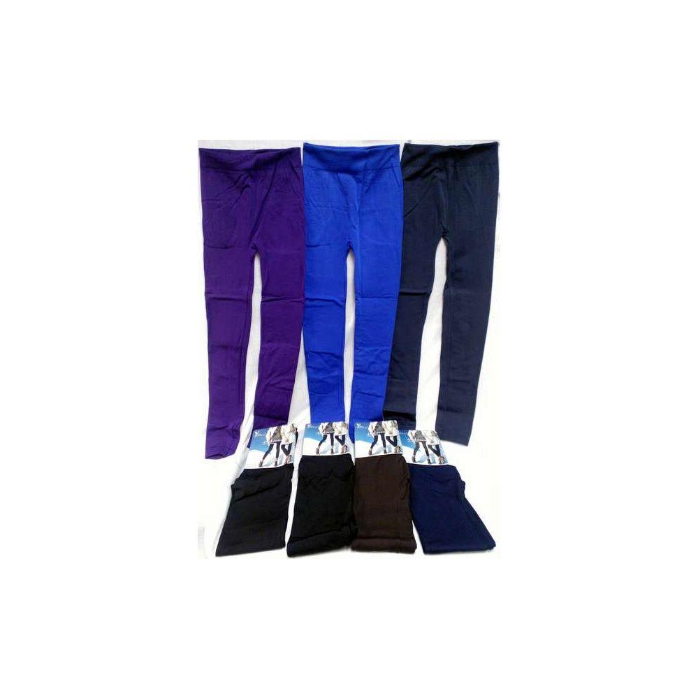 73d96cd0c6367 12 Units of Women's Leggings in Assorted Solid Colors - Womens Leggings - at  - alltimetrading.com