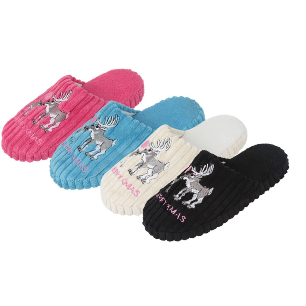 36 Units of Ladies' Slippers