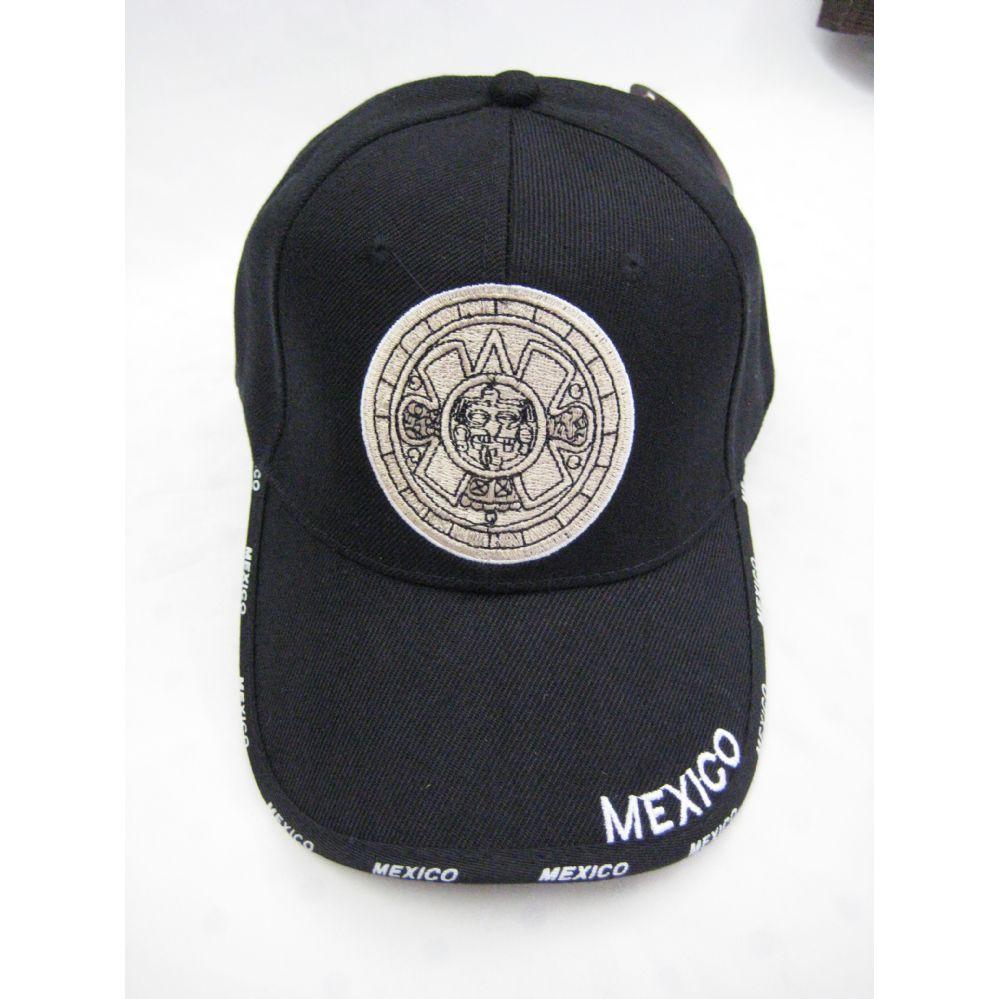 48 Units of Mexico Tribal Aztec Baseball Cap - Baseball Caps   Snap Backs -  at - alltimetrading.com ed7f14f0a07
