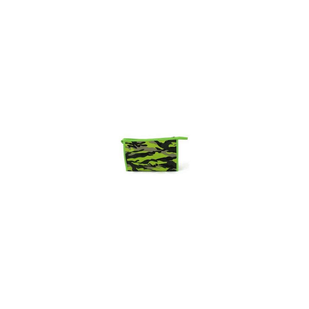 60 Units of CAMO: Cosmetic Make Up Bag in a Camouflage Print