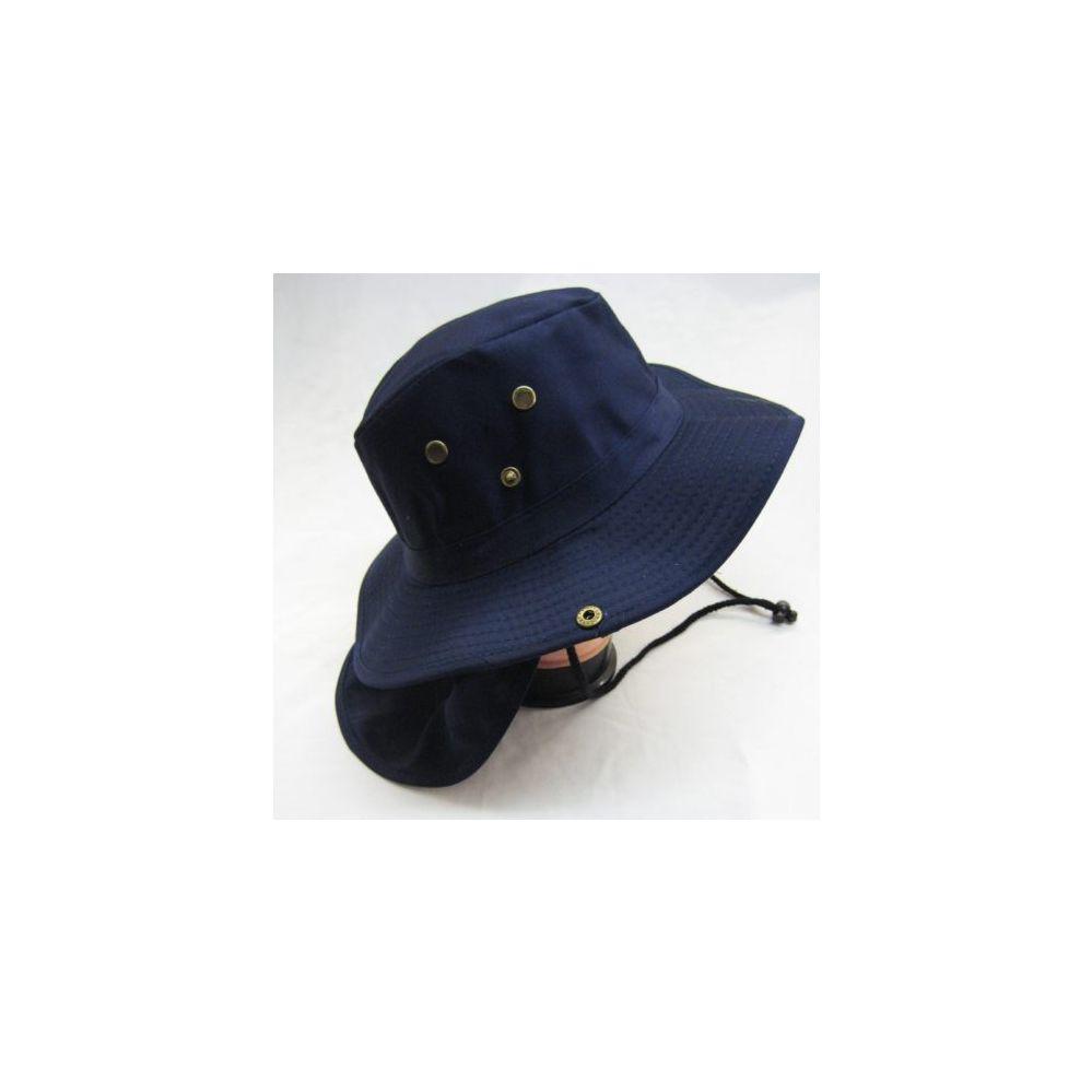 97fd8fef6d363 24 Units of Mens Mesh Boonie   Hiking Hat in Navy Blue - Bucket Hats - at -  alltimetrading.com