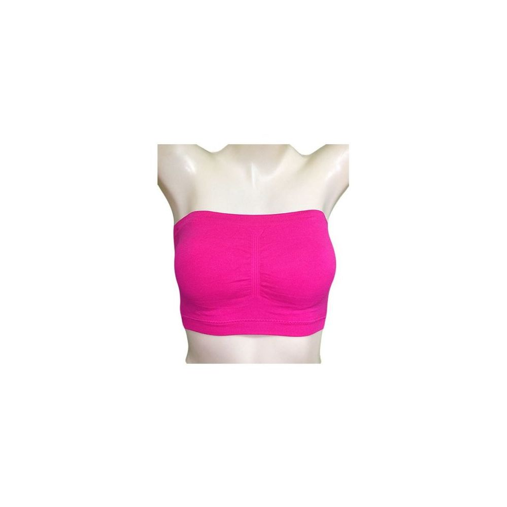 60 Units of Rosa Seamless Tube Top