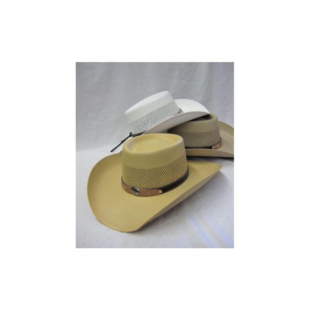 5ff92d3a9bbab 12 Units of Premium Cowboy Hat Assorted Colors - Cowboy   Boonie Hat - at -  alltimetrading.com