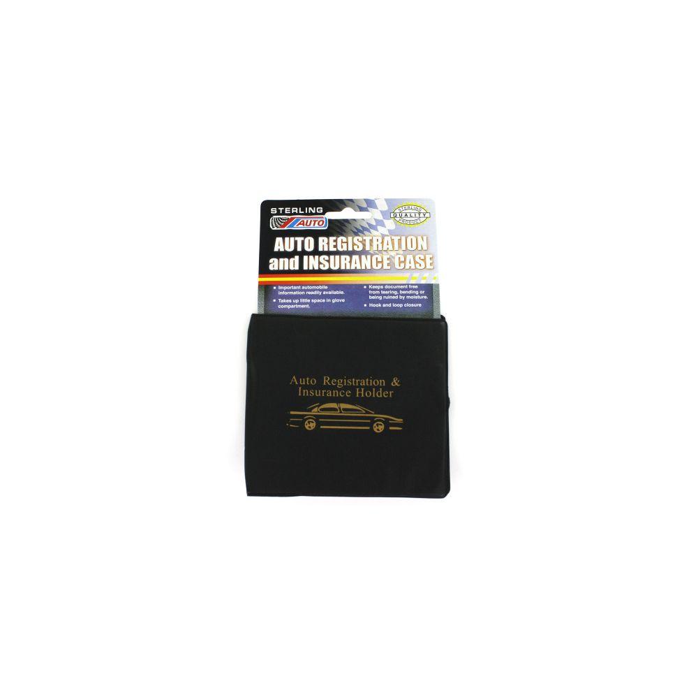 72 Units of Auto Registration & Insurance Case - Auto Accessories