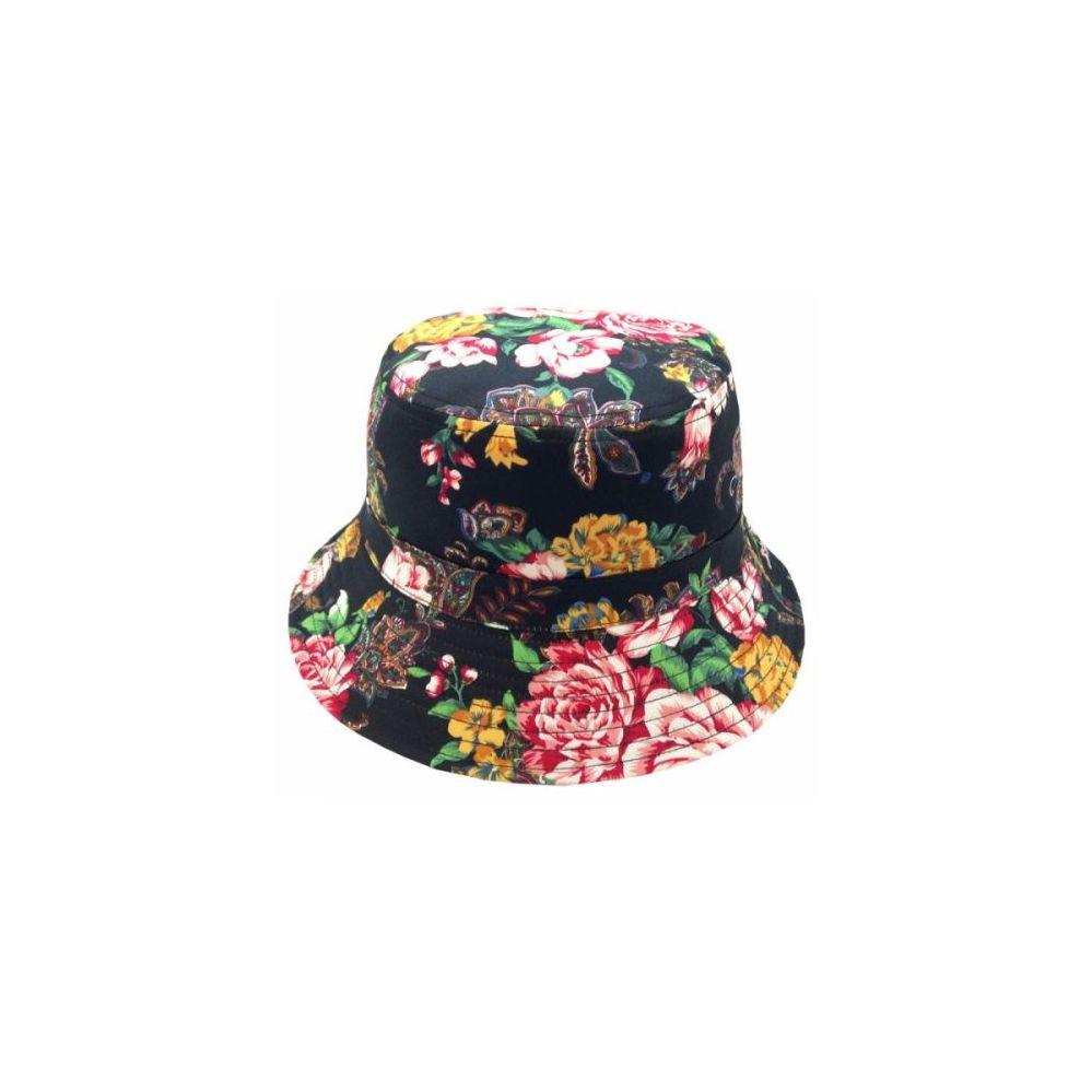 bf21e0ecdb0 24 Units of FLORA PRINT BUCKET HATS - Bucket Hats - at - alltimetrading.com