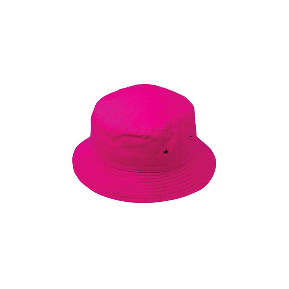 12 Units of PLAIN COTTON BUCKET HATS IN HOT PINK - Bucket Hats - at -  alltimetrading.com 37d48f23f16