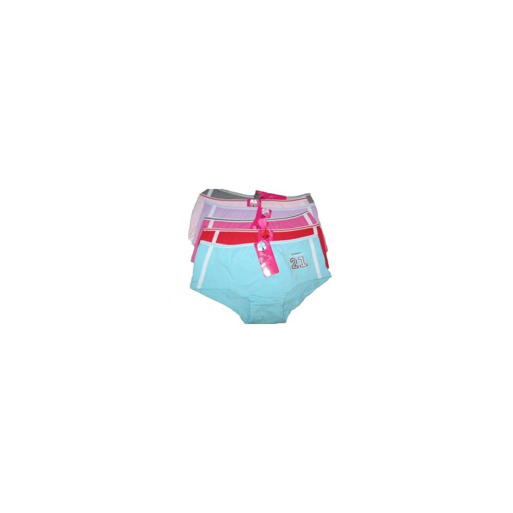 120 Units of WOMEN'S LOW RISE PANTIES - Womens Panties / Underwear