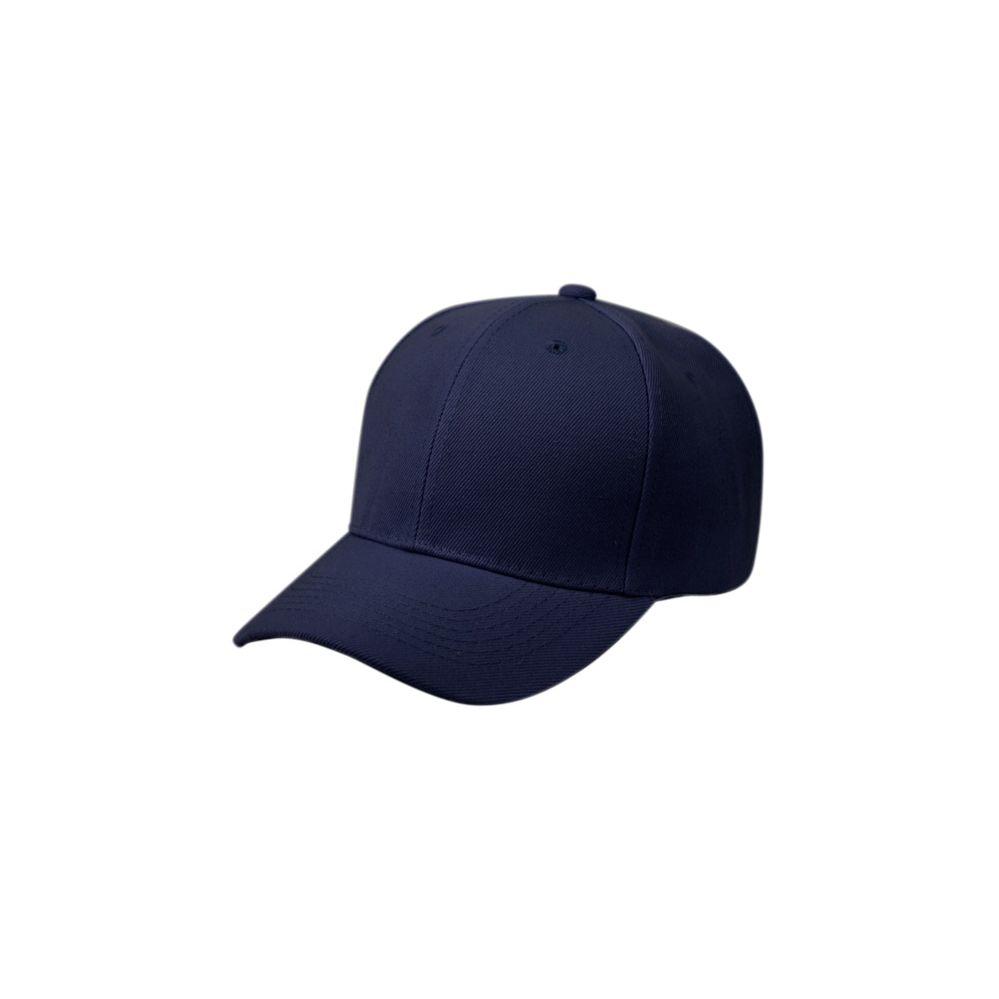 b17c560e3afbbe 36 Units of PLAIN BASEBALL VELCRO CAP IN NAVY - Baseball Caps & Snap Backs  - at - alltimetrading.com