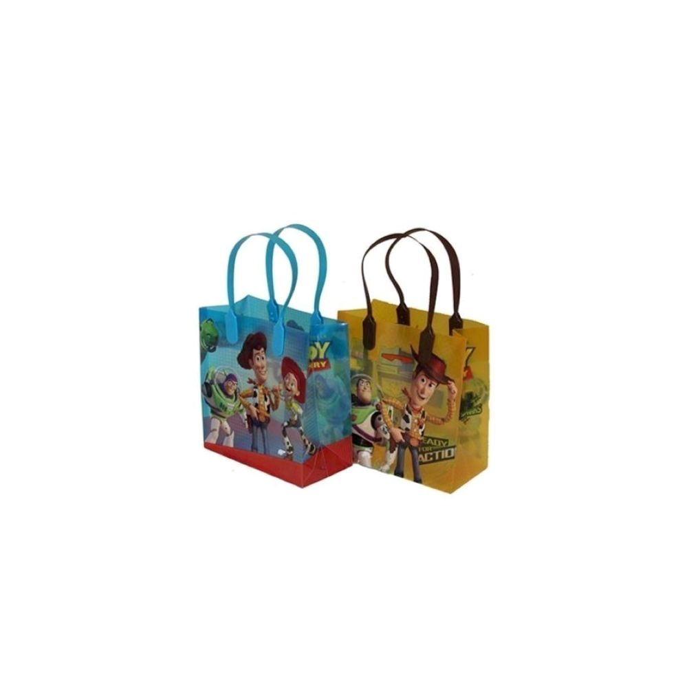 Gift Bag Toys : Units of small toy story plastic gift bag at