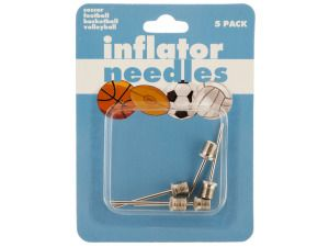 72 Units of Sports Ball Inflator Needles - Auto Tire and Foot Pumps