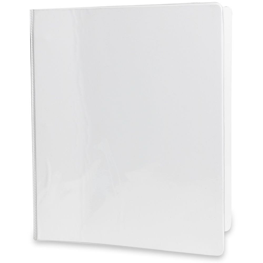 24 units of 1 inch binder with two pockets white clipboards and