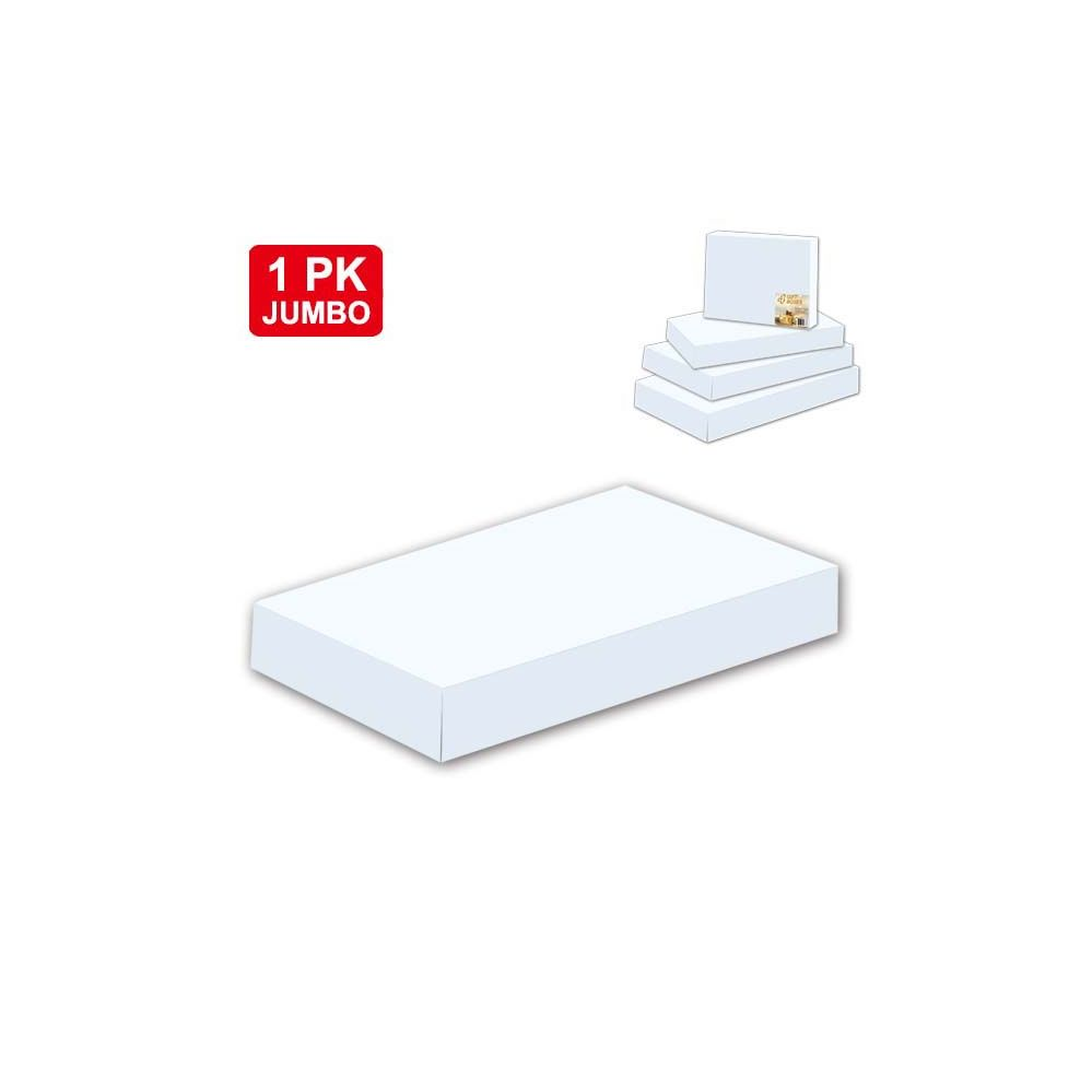 "96 Units of 1 Piece box White 19.5x13.8x4""/XLarge"